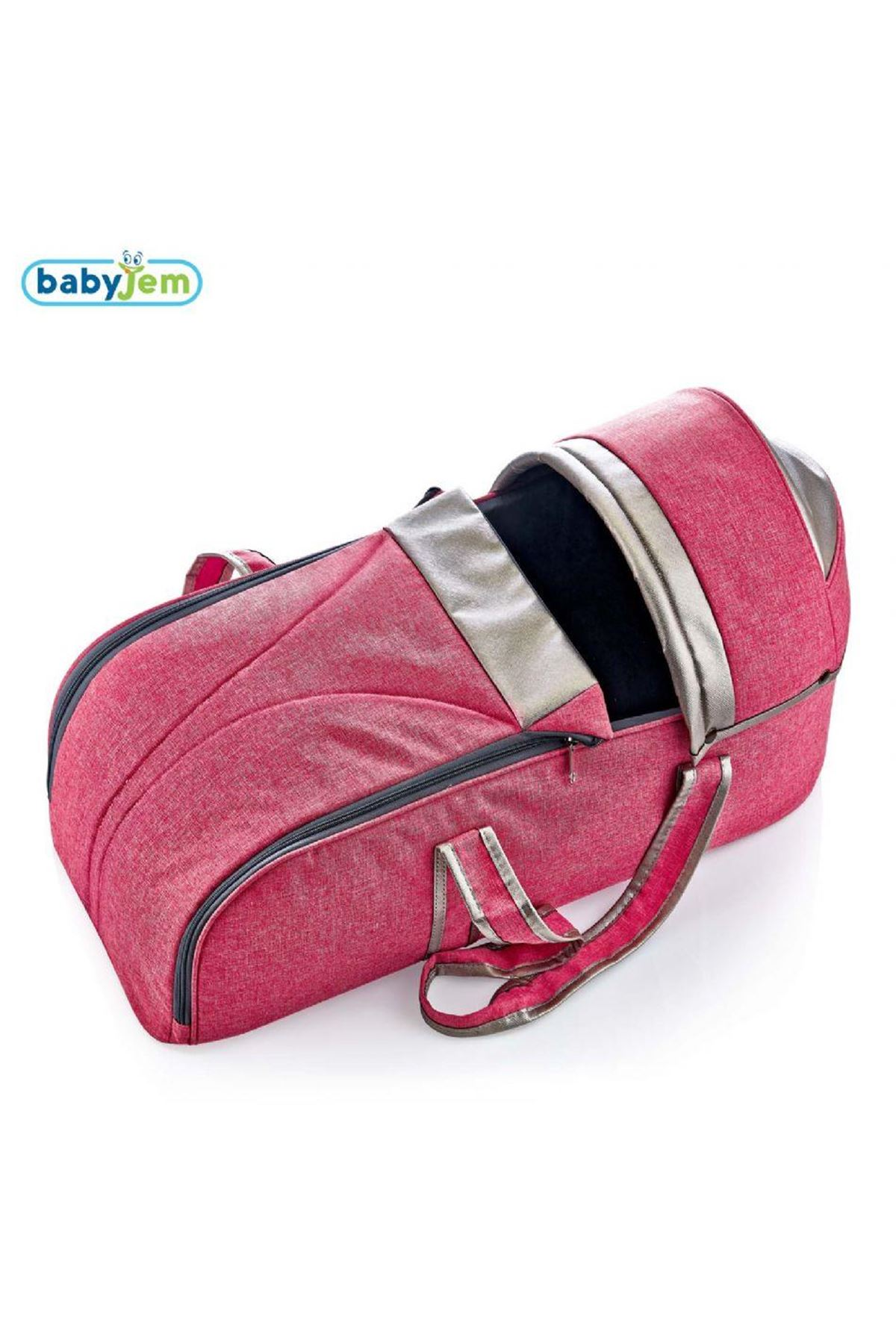 BabyJem Denim Port Bebe 371 Pembe