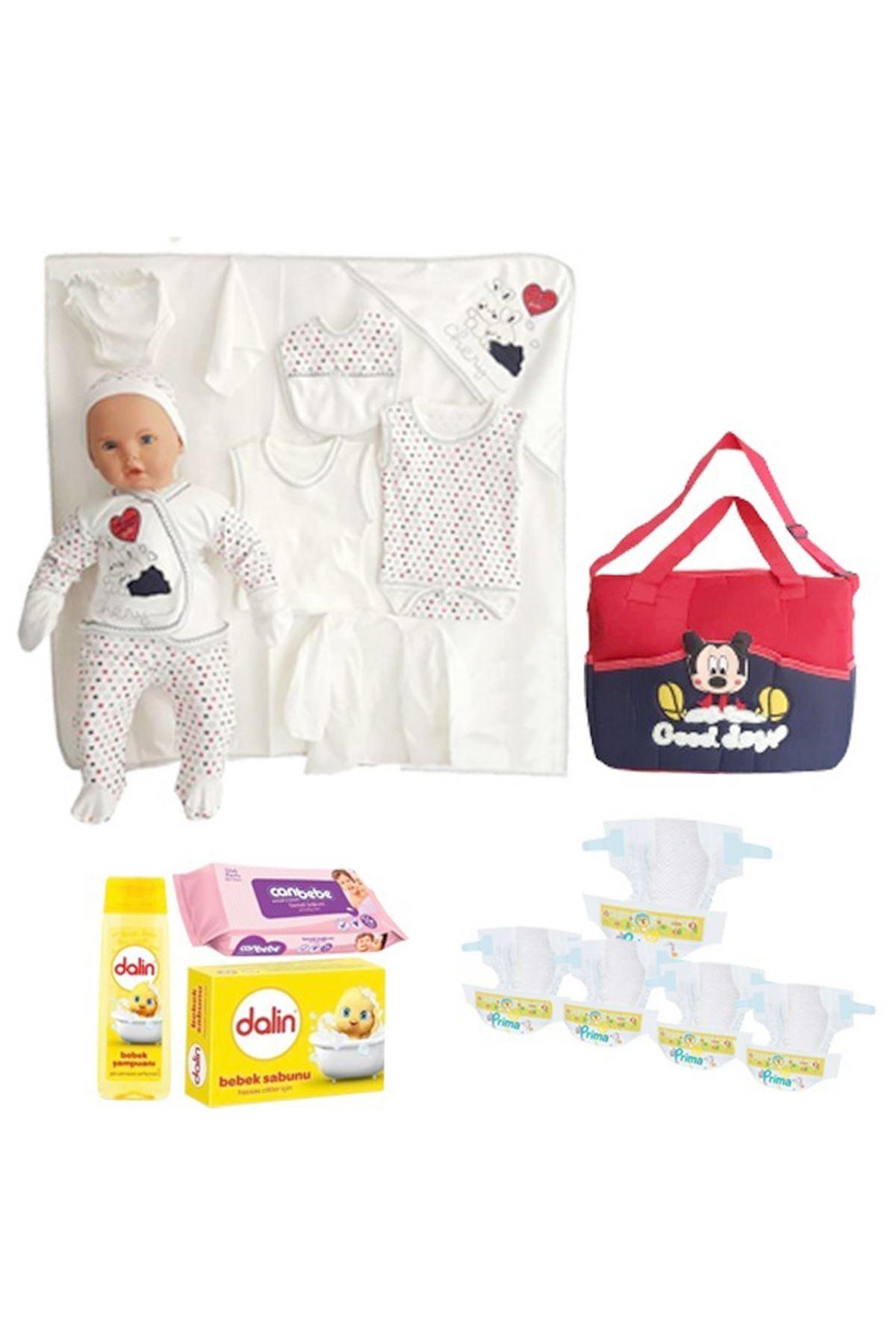 Jumbo Hastane Çıkış-Doğum Seti