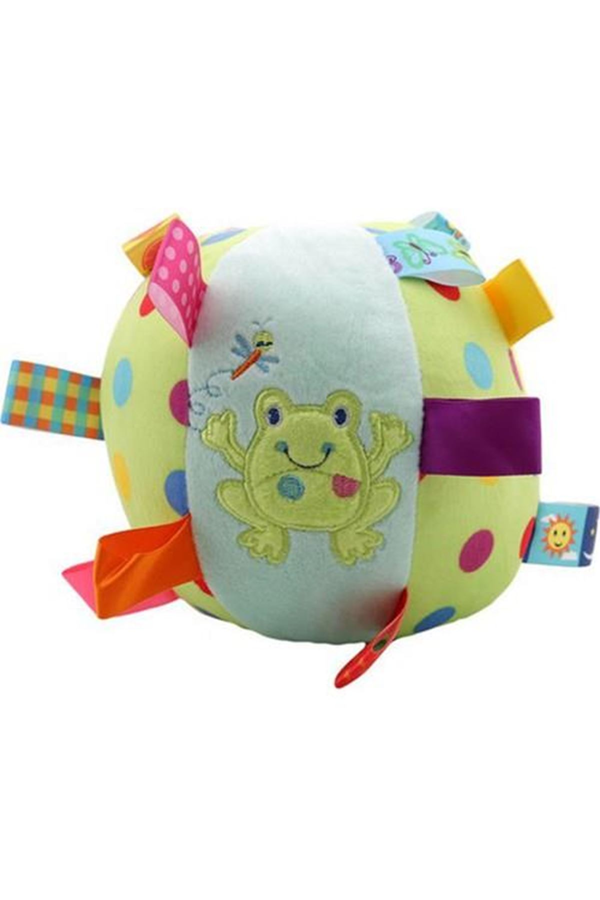 Sozzy Toys Titreşimli ve Çıngıraklı Hayvanlar Aslan SZY154
