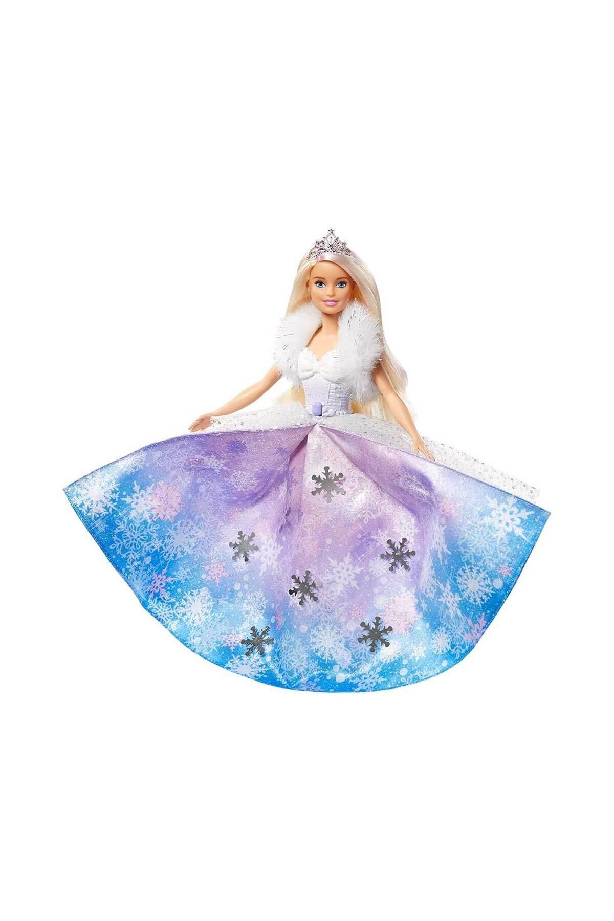 Barbie Dreamtopia Karlar Prensesi Bebek GKH26