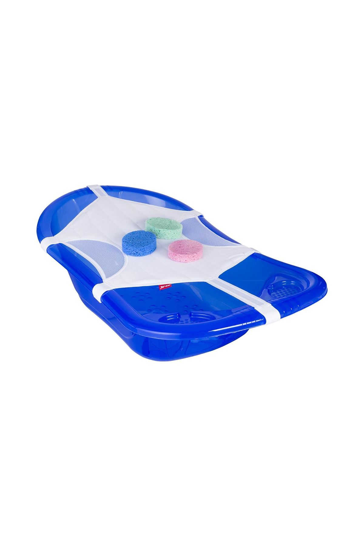 Moje Selülozik Bebek Banyo Süngeri Mavi Mavi