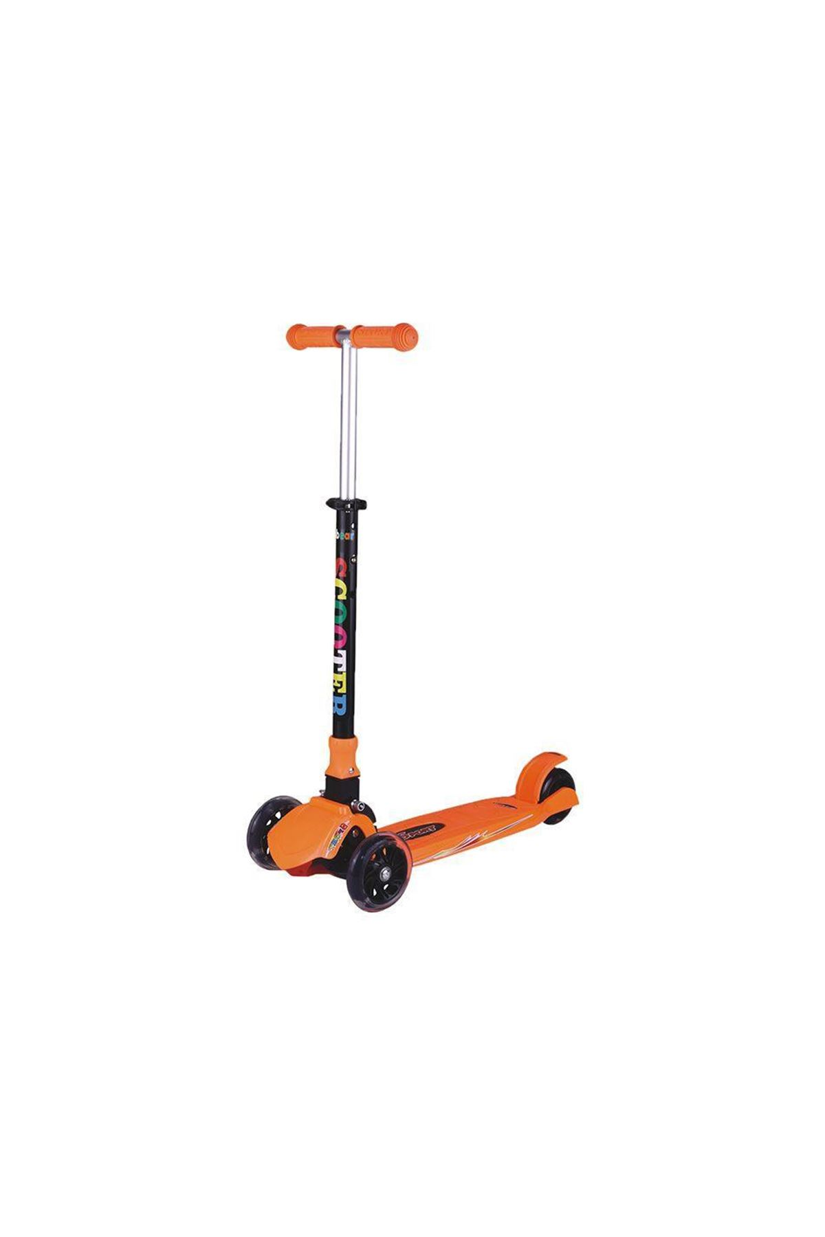 Babyhope JYH01 Power Scooter Turuncu