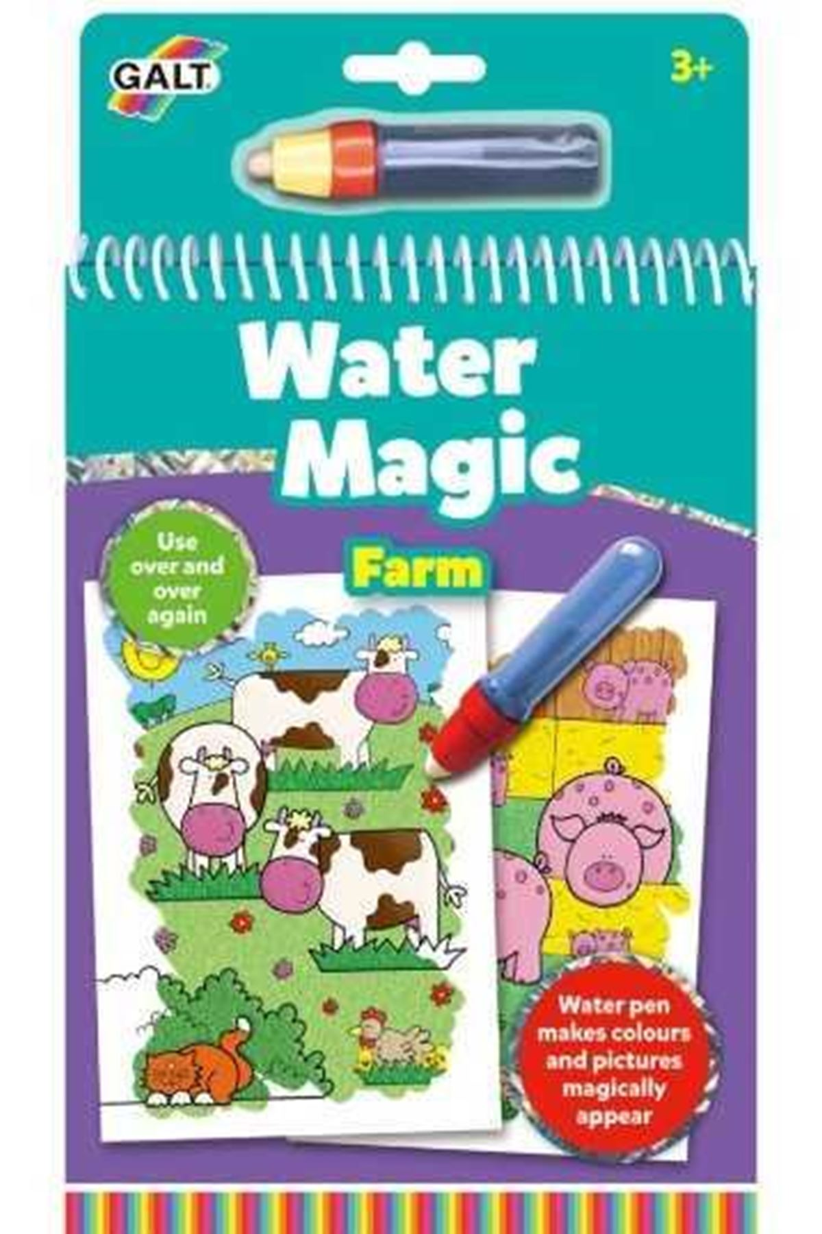 Galt Water Magic Sihirli Kitap Çiftlik 3 Yaş+
