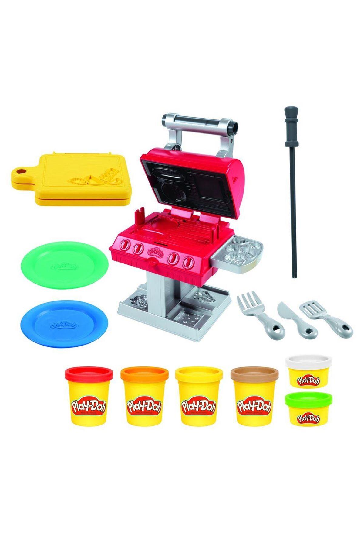 Play-Doh Yaratıcı Mutfağım Barbekü Partisi F0652