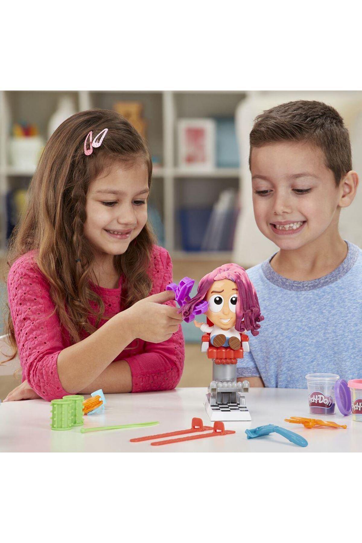 Play-Doh Çılgın Kuaför F1260