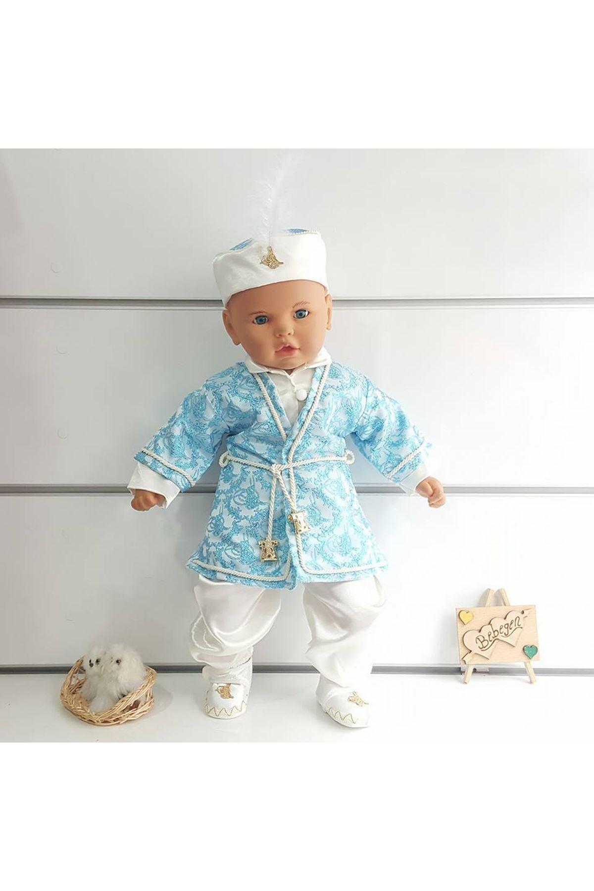 Yeni Şehzade Bebek Mevlüt Takımı Mavi