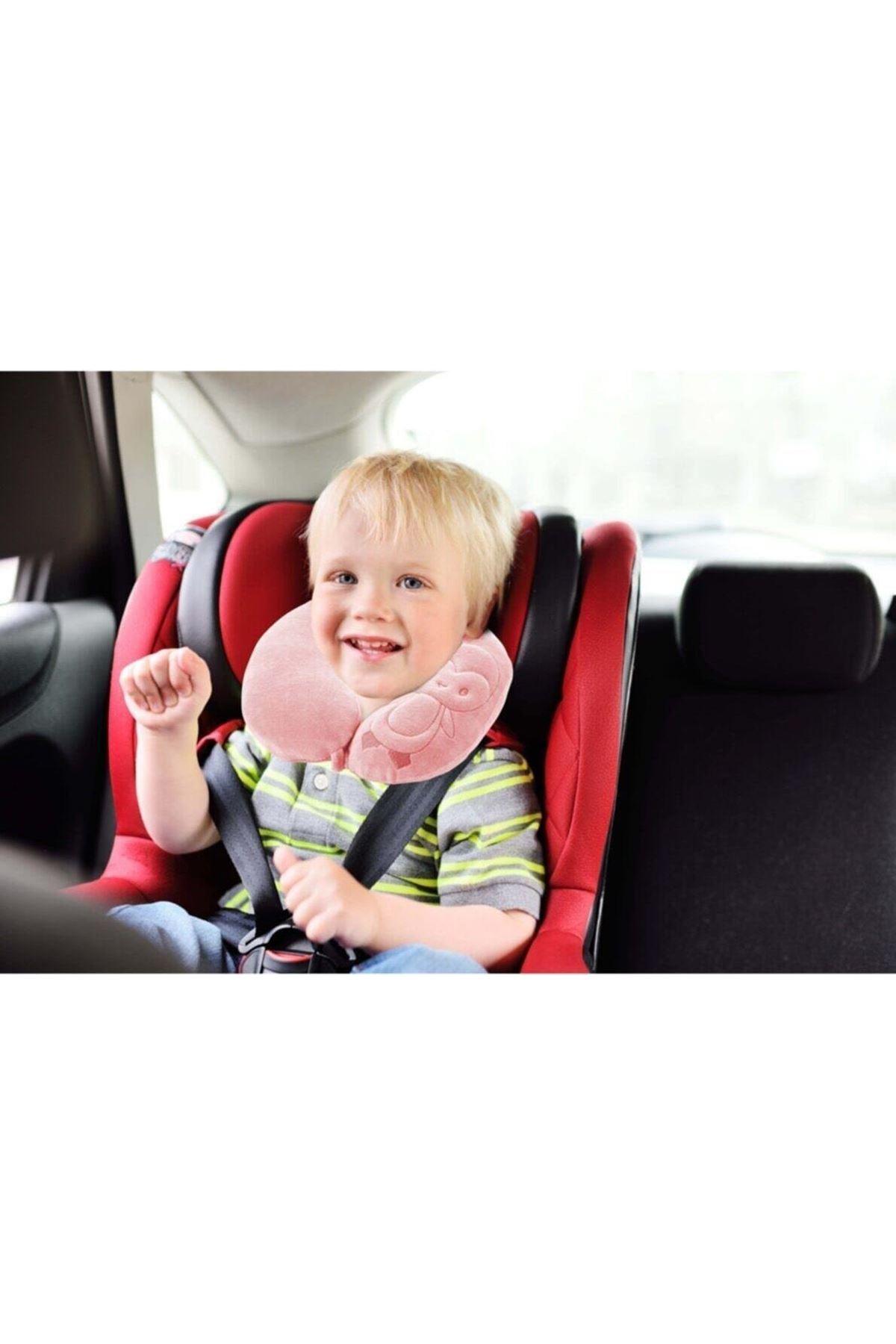BabyJem Bebek Boyun Koruyucu Yastık 108 Gül