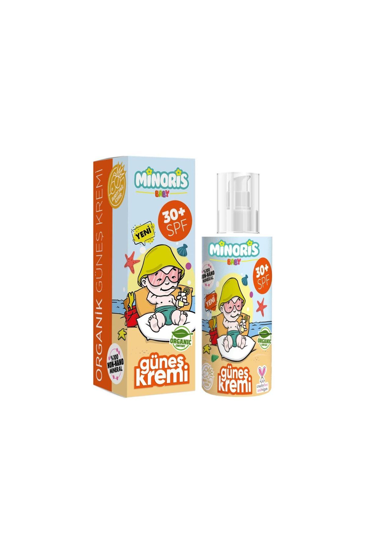 Minoris Baby Güneş Koruyucu Sprey Krem 30 SPF 150 ml